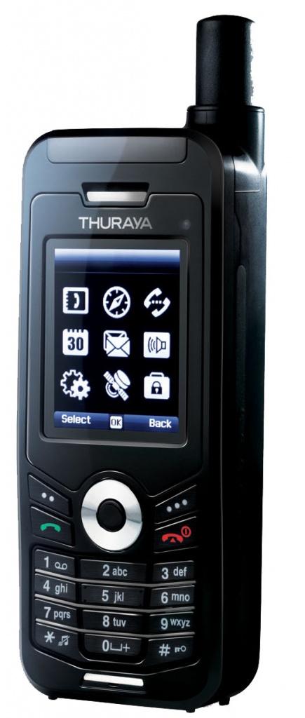 ����������� ������� Thuraya XT